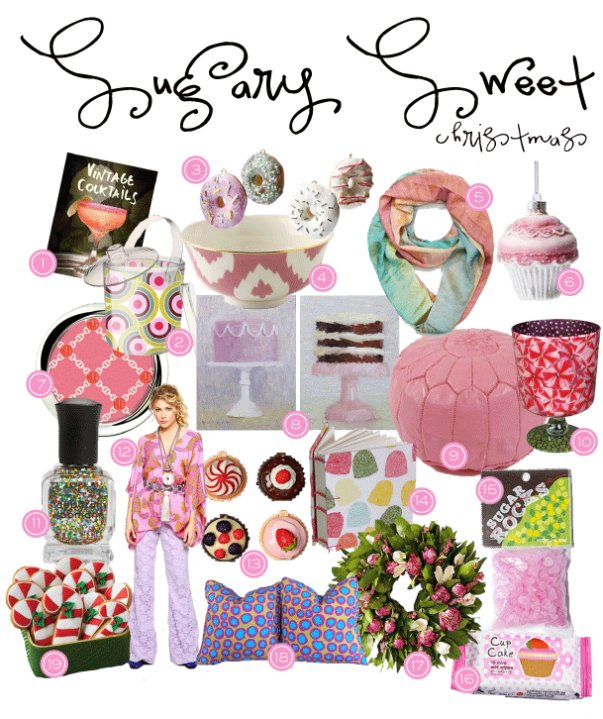 sugary sweet gift guide