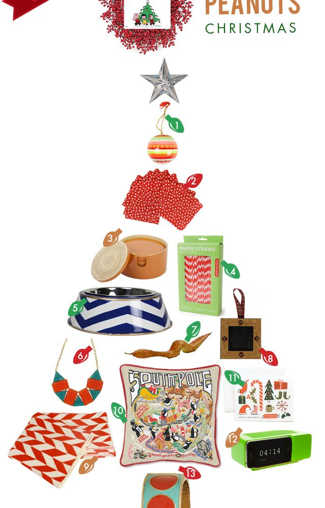 holiday gift guide #4 – a peanuts christmas