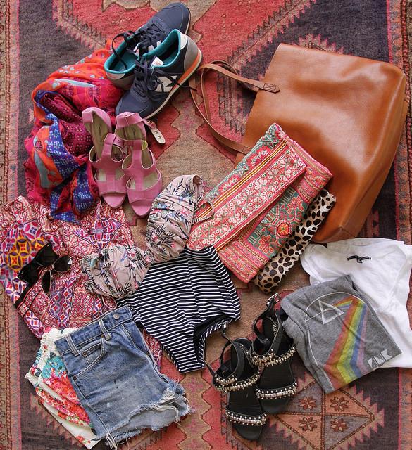 Amber Lewis Packing