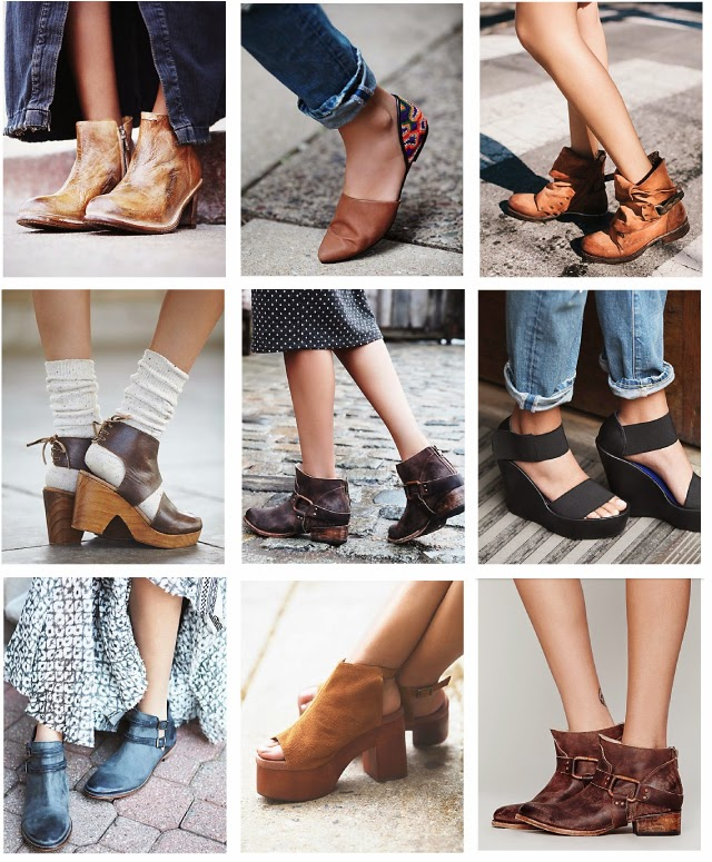 fall shoes from free people