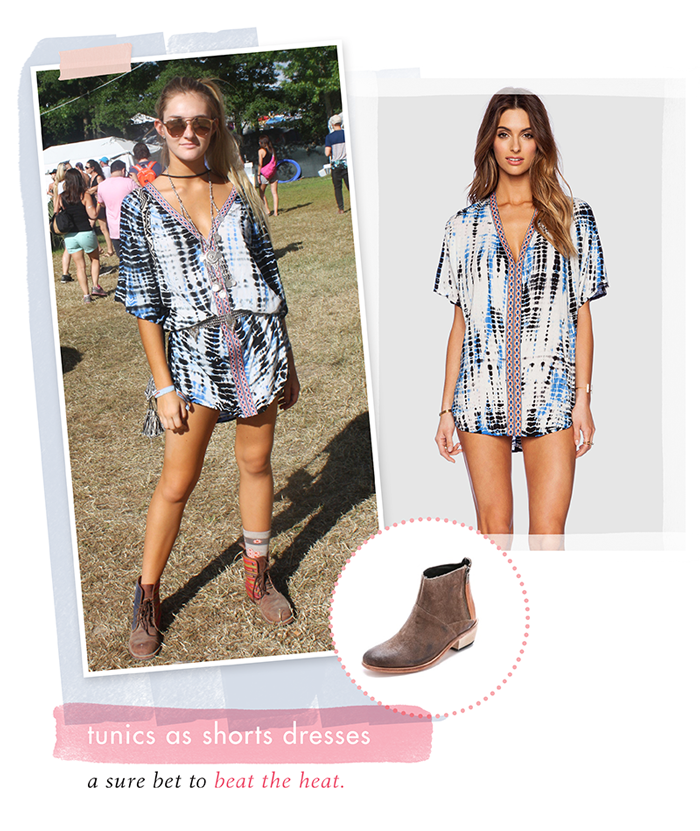 summer festival style fashion bonnaroo hippie boho trends