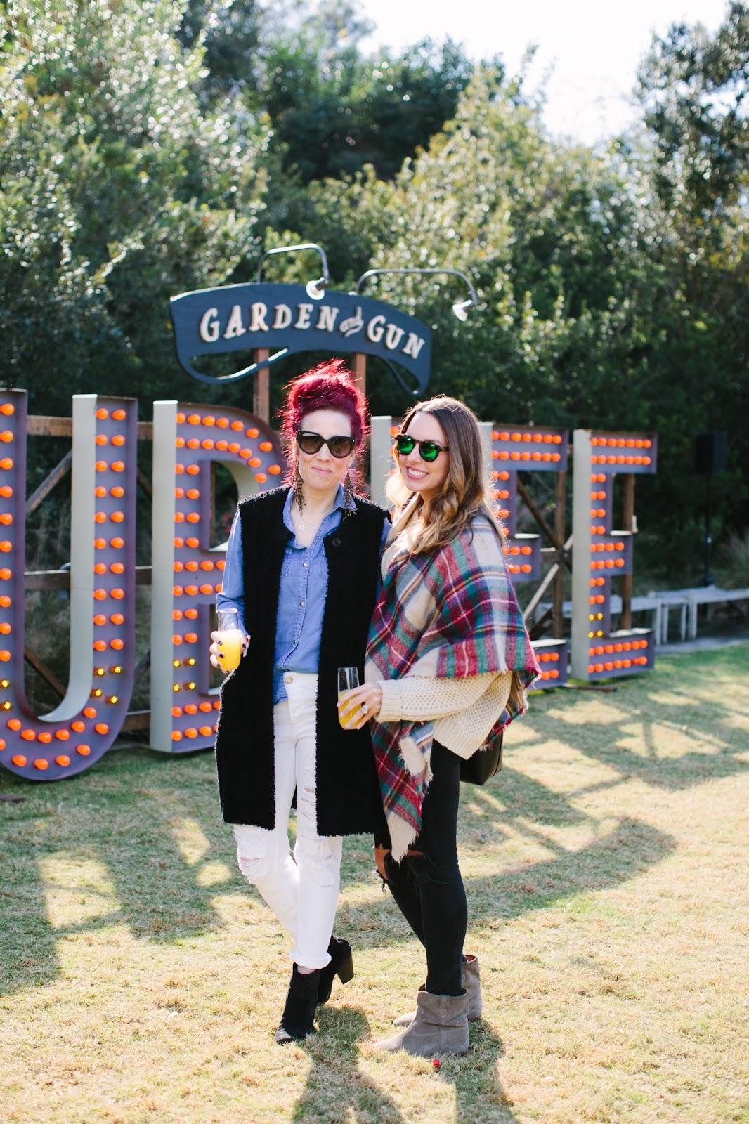 garden & gun's 2015 jubilee