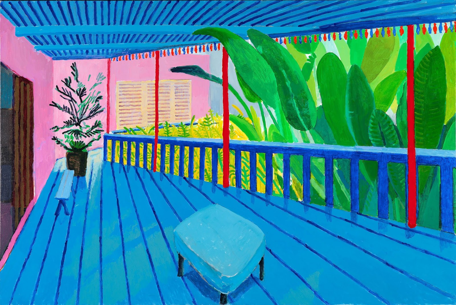 david hockney at the met