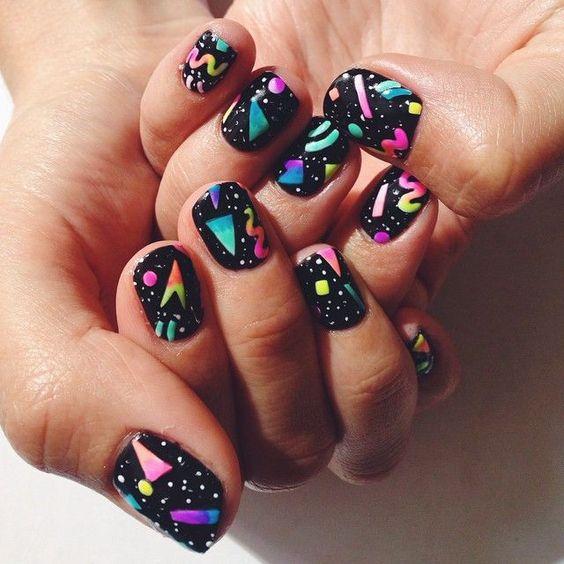 major manicure inspo