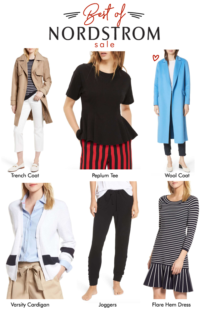 my (surprisingly good) edit of the huge nordstrom sale