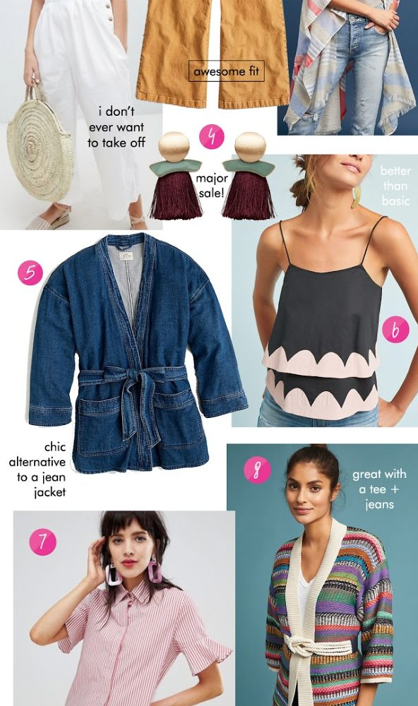 closet cravings – July 4th sale edition
