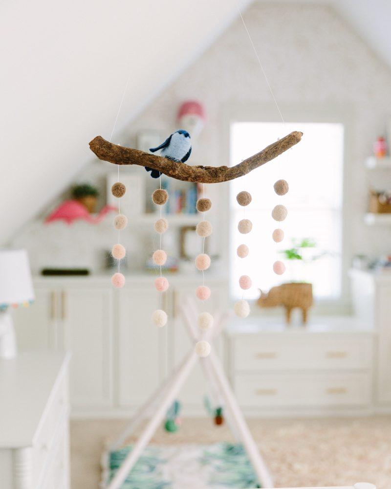 a sweet baby bird nursery – liz tatum