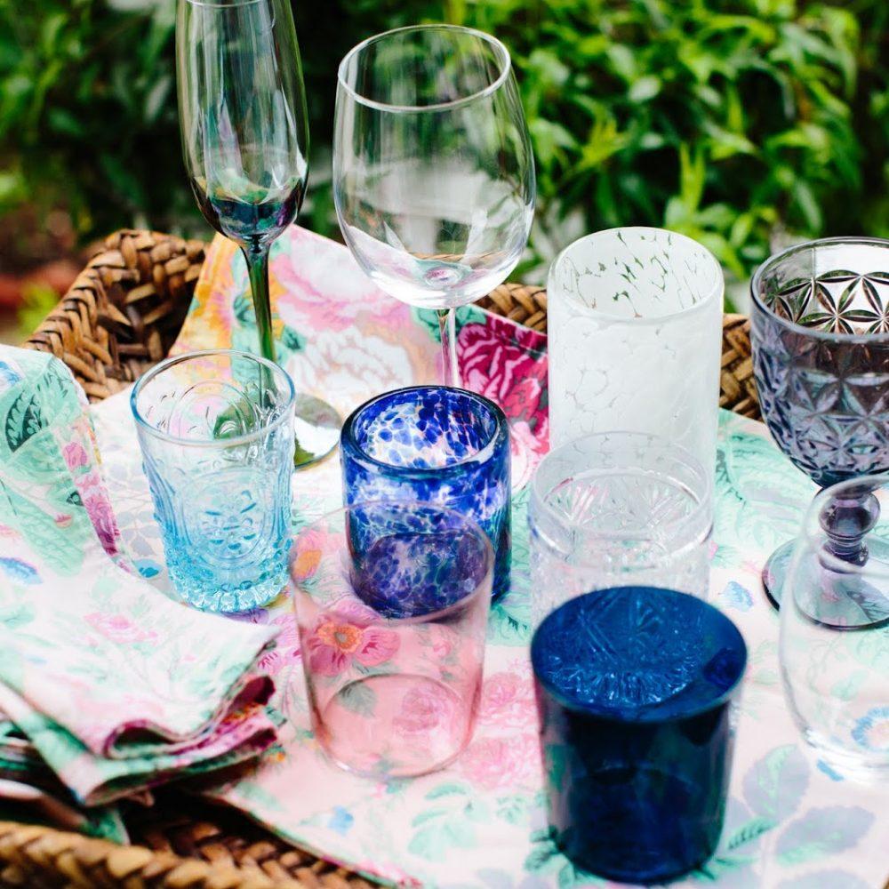 glassware: my picks for entertaining