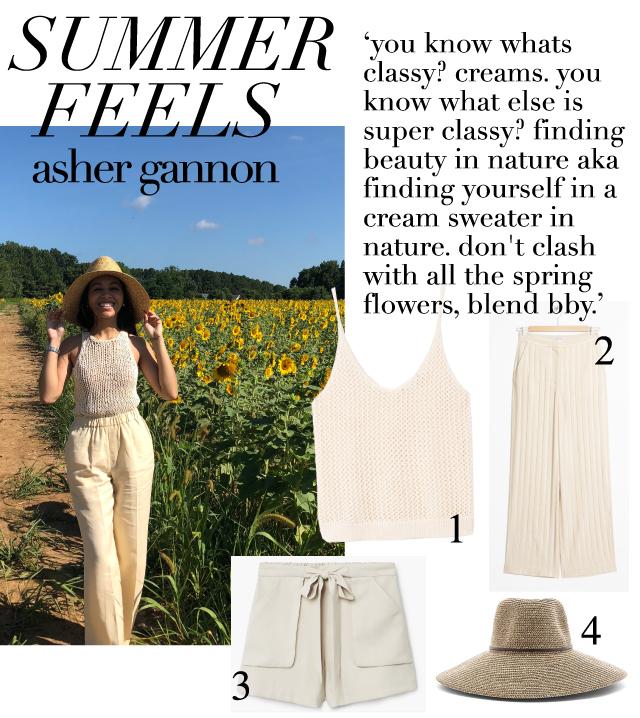 summer feels – Asher Gannon