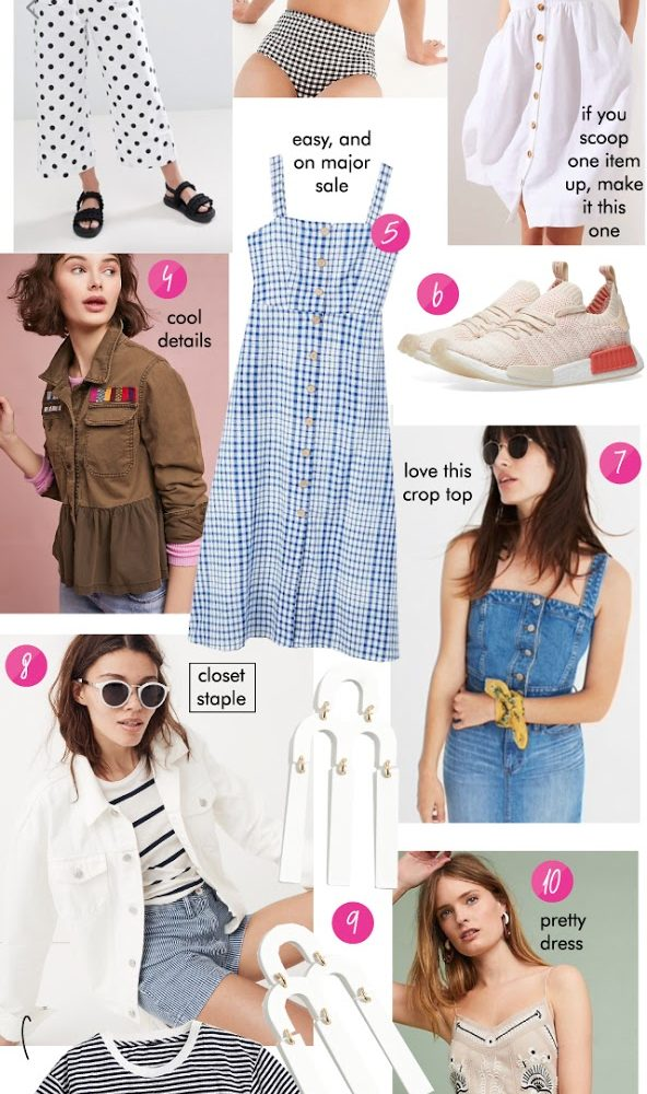 closet cravings – July 4th sale picks, take two