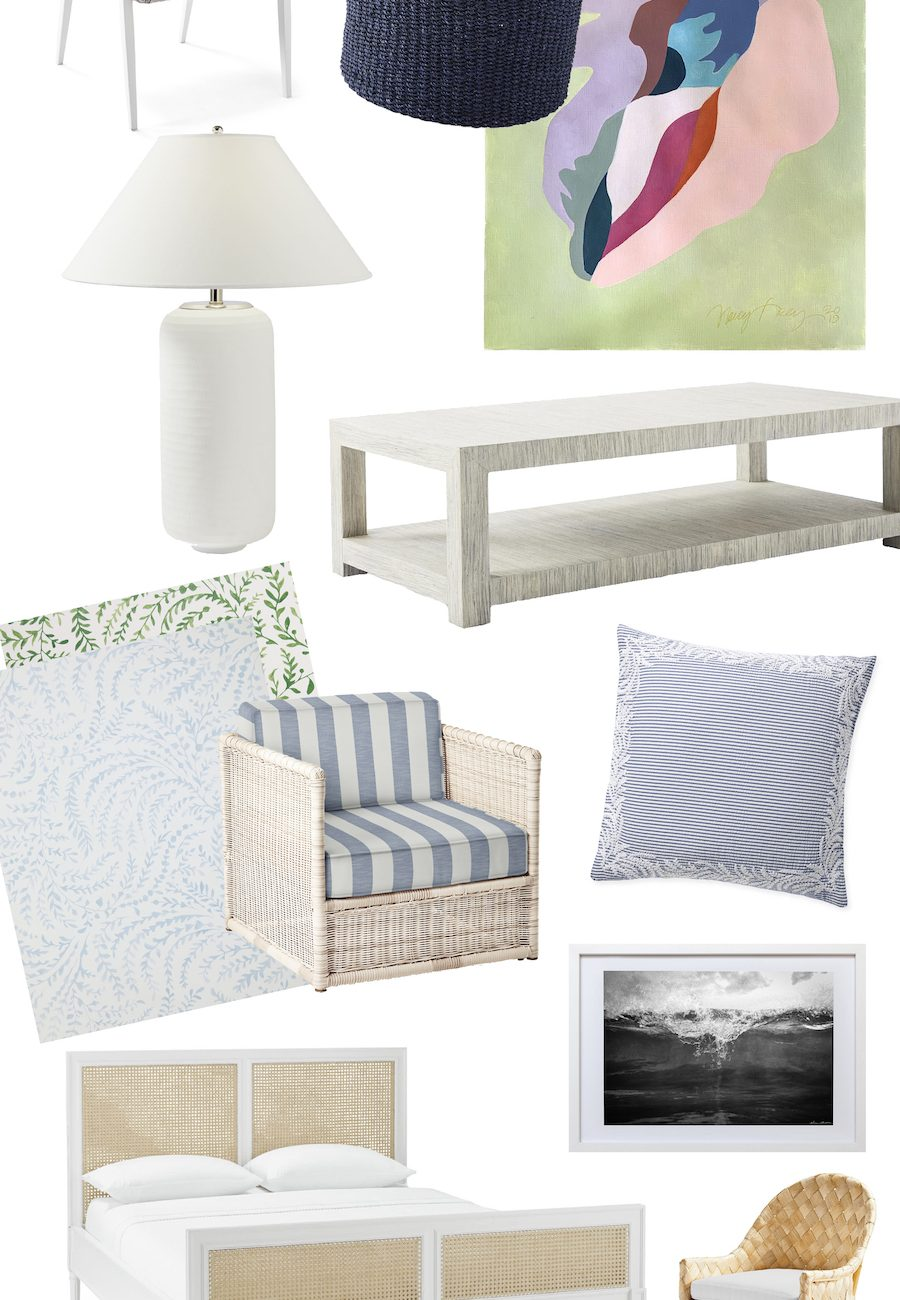 get a seaside vibe