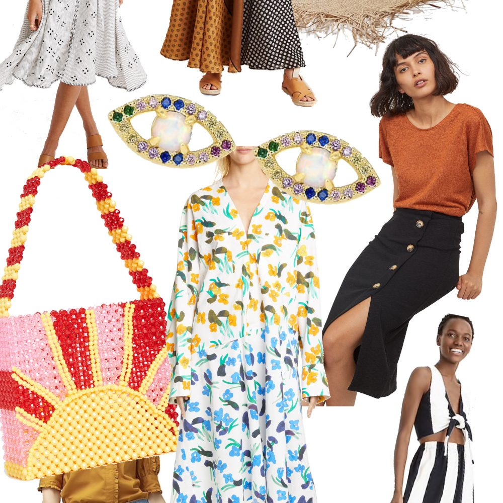 last minute summer steals to consider + splurge-worthy styles