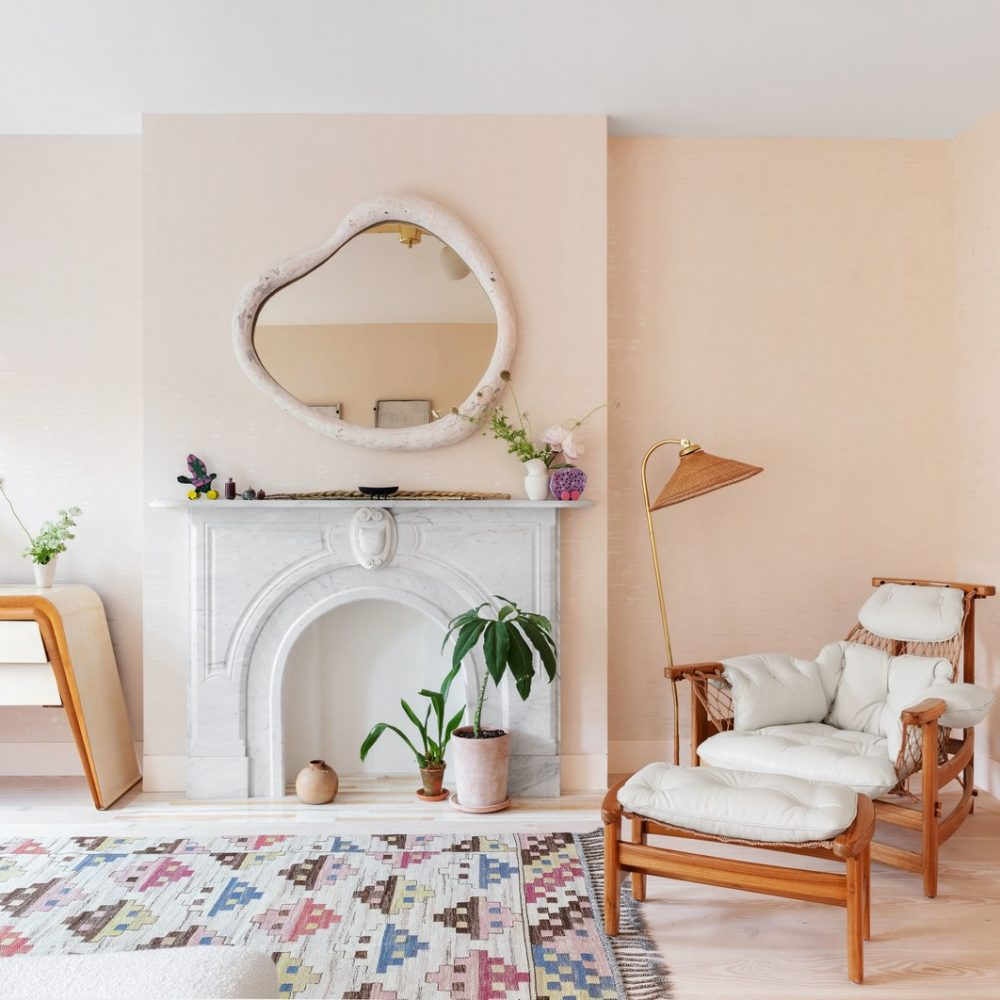 the case for millennial girl-world decorating, all grown up