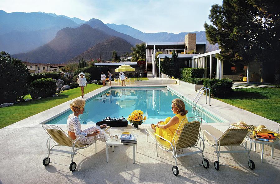 Palm Springs for me, plus et al.