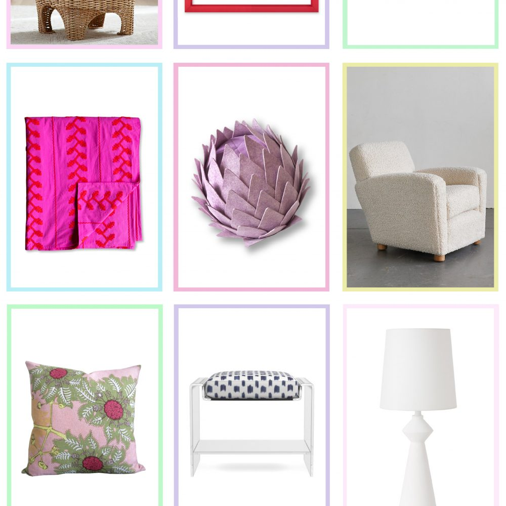 MAKE IT SNAPPY – 12 FINDS FOR A HAPPY HOME