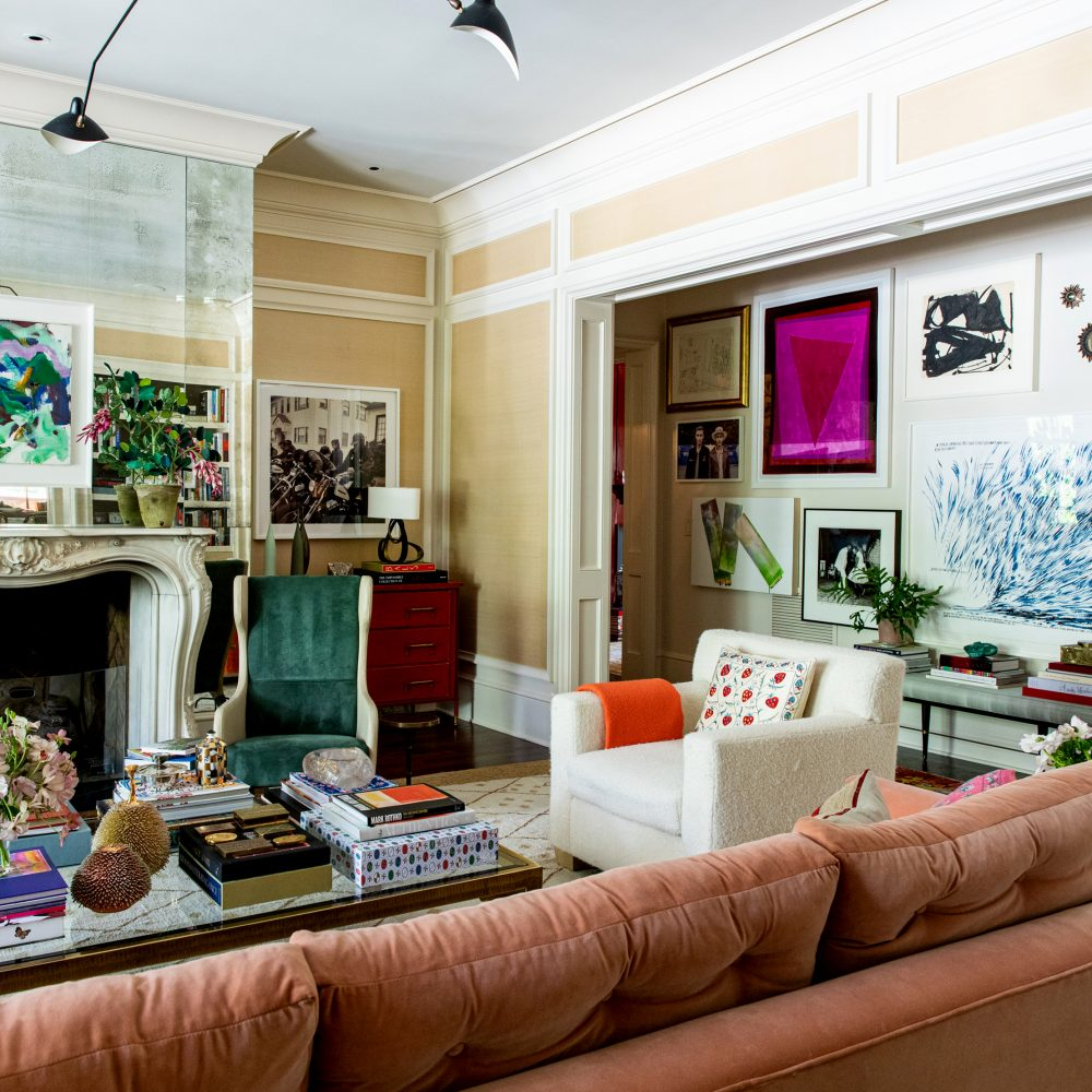 ART IN THA HOUSE: CHANDRA JOHNSON'S EXTRA-DOPE HOME