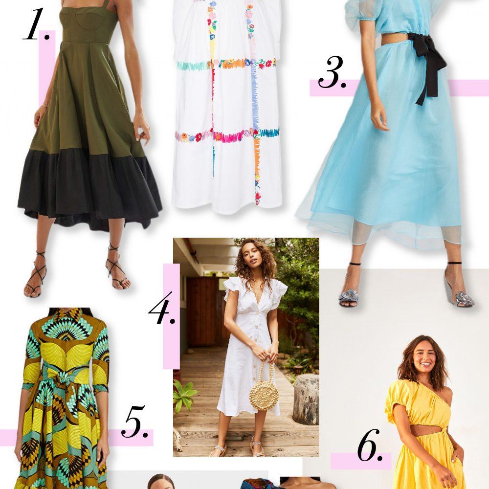 8 DRESSES THAT DO BOTH