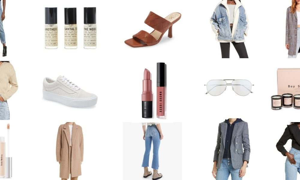 A BIG OLE SALE AT NORDSTROM: HERE'S WHAT COOL