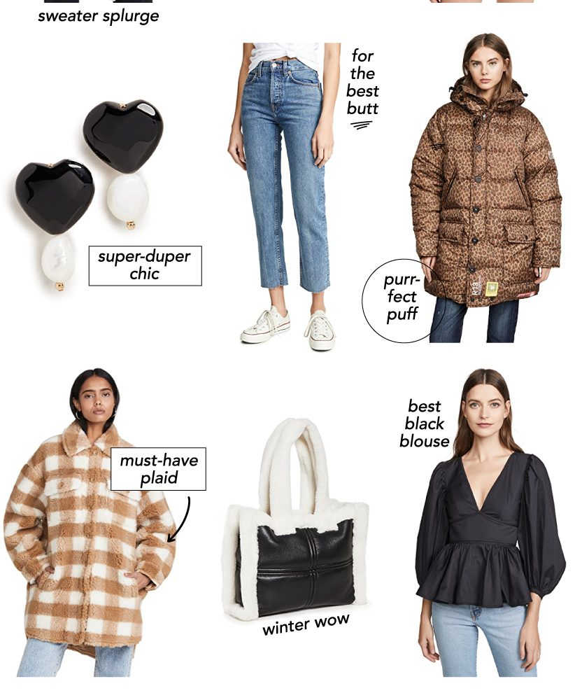SHOPBOP SALE STAPLES I WOULD GET SUM OF